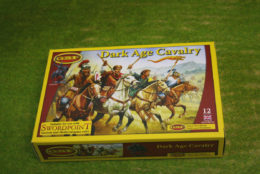 Gripping Beast DARK AGE CAVALRY 28mm Plastic