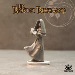 Lucid Eye Beast of Birchwood Mother Matilda The Blind Nun 28mm Nun