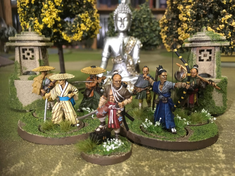 My Bandit Gang for Test of Honour