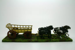 LADDER SIDED WAGON – CHRISTMAS OFFER! Trent Miniatures 28mm Wargames