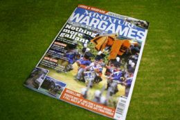 MINIATURE WARGAMES ISSUE 417 January 2018 MAGAZINE