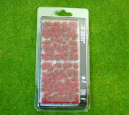 Gamers Grass Red Flowers Tufts GGS-RED