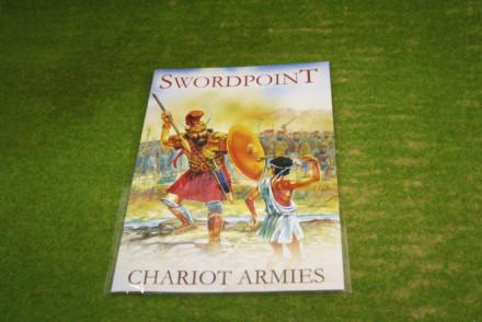 Swordpoint – Chariot Armies Wargames Rules Supplement
