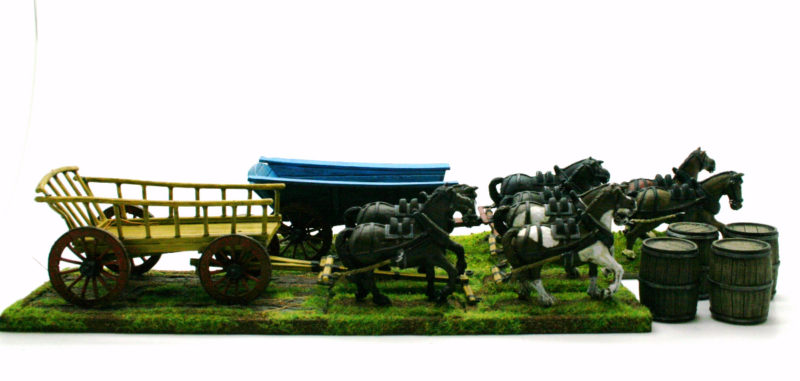 two wagons and casks trent6