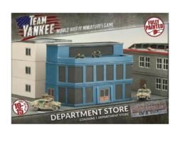 Team Yankee DEPARTMENT STORE Flames of War 15mm BB232
