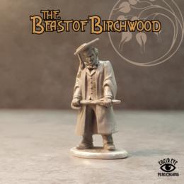 Lucid Eye Beast of Birchwood Mr Barat St Restival House Master 28mm Teach