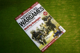 MINIATURE WARGAMES ISSUE 418 February 2018 MAGAZINE