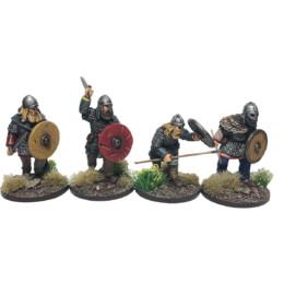 Viking Hirdmen #2 Footsore Miniatures SAGA 03VIK109