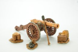 Victorious Miniatures Chinese Heavy Cannon BOXCA06