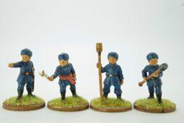 Victorious Miniatures Chinese Regular Gun Crew BOXGU01