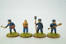 Victorious Miniatures Chinese Regular Gun Crew B BOXGU02