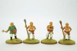 Victorious Miniatures Chinese Boxer Gun Crew BOXGU03