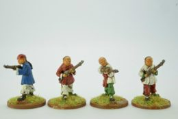 Victorious Miniatures Chinese Boxer Riflemen BOXINF05