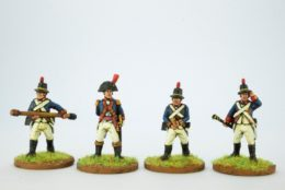 Victorious Miniatures British Artillery Crew Loading NAPBRA01