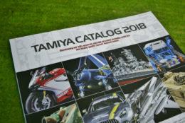 TAMIYA CATALOG 2018