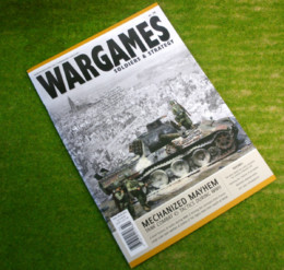 WARGAMES, SOLDIERS & STRATEGY MAGAZINE Issue 94