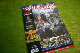 WARGAMES ILLUSTRATED ISSUE 365 March 2018 MAGAZINE