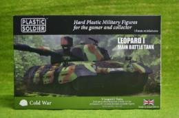 Plastic Soldier Company COLD WAR LEOPARD I 15mm