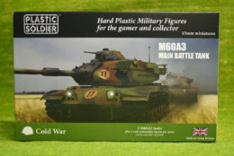 Plastic Soldier Company COLD WAR M60A3 TANK 15mm