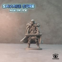 Lucid Eye Age of Ice BAHL THE CRO Savage Core 28mm BAHL