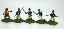 Trent Miniatures FRENCH SAILORS Pack of four CAR24