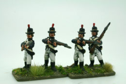 Trent Miniatures BRITISH MILITARY ARTIFICERS FIGHTING pack of 4 BA05 28mm