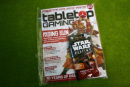TABLETOP GAMING MAGAZINE Issue 16 March 2018