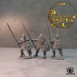 Lucid Eye Red Book of the Elf King COMPANIONS pack 5 28mm COMP5