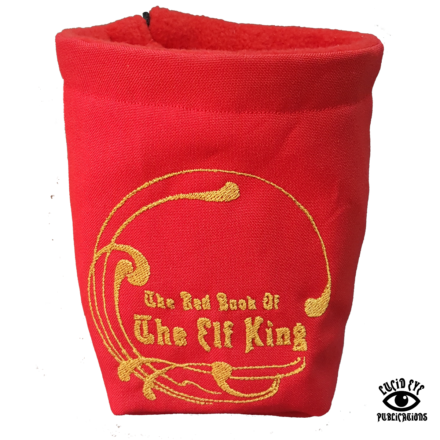 Lucid Eye Red Bag of the Elf King – Red Lining