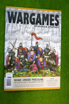 WARGAMES, SOLDIERS & STRATEGY MAGAZINE Issue 95