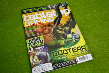 TABLETOP GAMING MAGAZINE Issue 17 April 2018