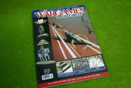 WARGAMES ILLUSTRATED ISSUE 366 April 2018 MAGAZINE
