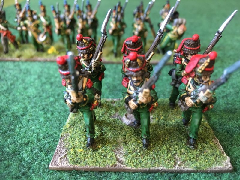 Nassau Grenadiers based