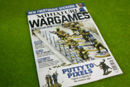 MINIATURE WARGAMES ISSUE 421 May 2018 MAGAZINE