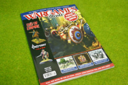 WARGAMES ILLUSTRATED ISSUE 367 May 2018 MAGAZINE