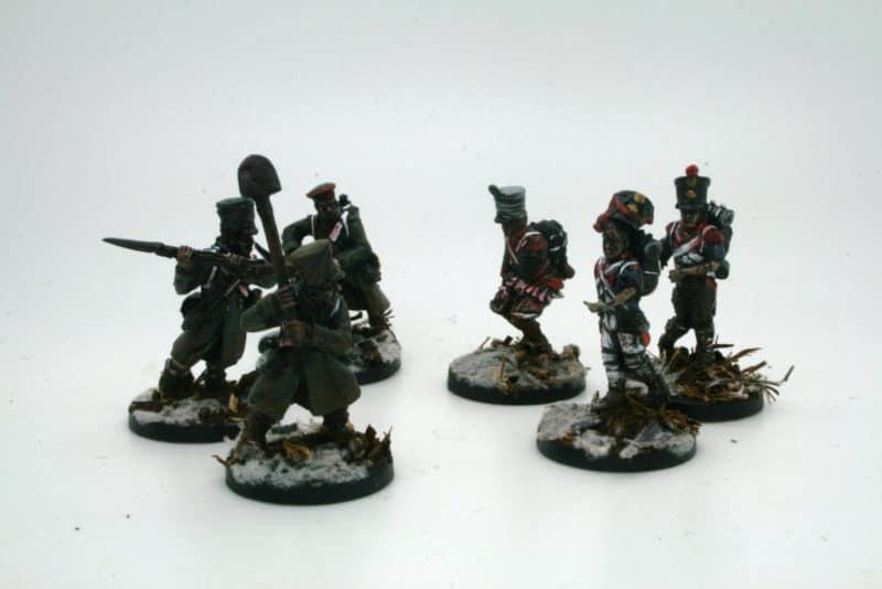 Napoleonic Zombies!