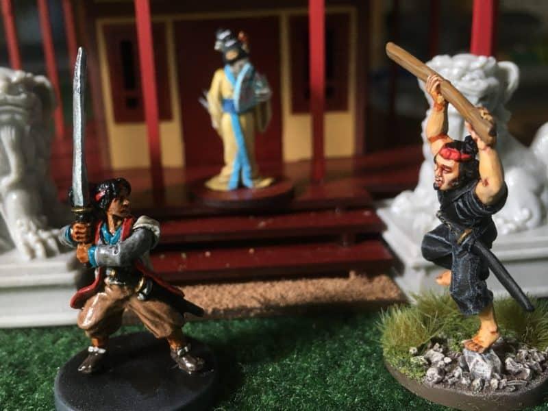 Musashi and Kojiro clash!