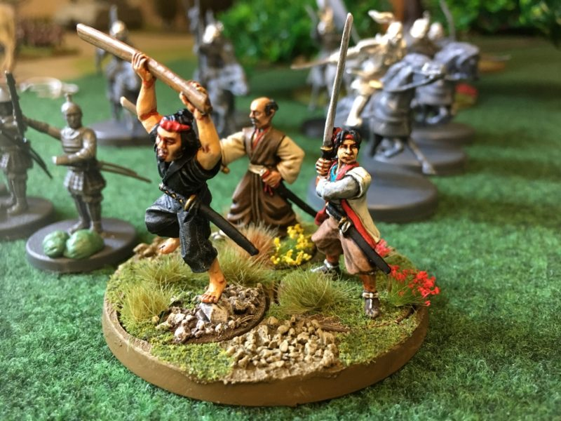 Wargames Illustrated Special Edition Models now completed