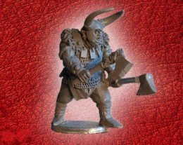 Lucid Eye Red Book of the Elf King CUFNIR THE BETRAYER 28mm