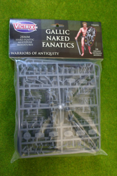 Victrix Gallic Naked Fanatics VXA031