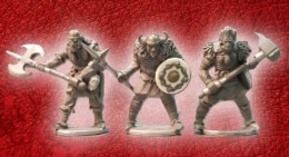 Lucid Eye Red Book of the Elf King TROLLS 2 28mm TROLL2