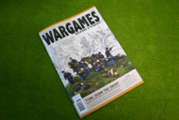 WARGAMES, SOLDIERS & STRATEGY MAGAZINE Issue 96
