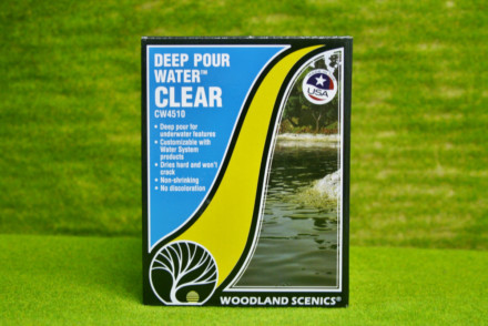 Deep Pour Water™ CLEAR Woodland Scenics CW4510