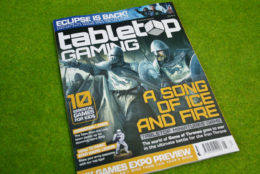 TABLETOP GAMING MAGAZINE Issue 18 MAY 2018