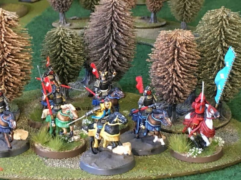Samurai Cavalry charge!