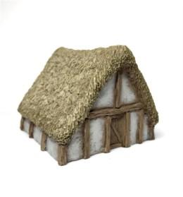 Dark Age Dwelling -Battle Scale Wargames Buildings 10mm – 15mm scale 10B023