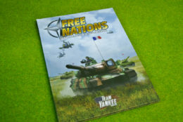 TEAM YANKEE FREE NATIONS Rulebook Flames of War Supplement FW914