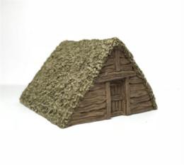 Dark Age Grain Store -Battle Scale Wargames Buildings 10mm – 15mm scale 10B024