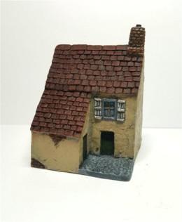 European Townhouse #2 -Battle Scale Wargames Buildings 10mm – 15mm scale 10B012