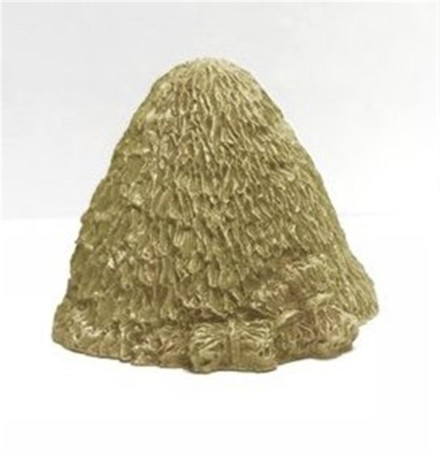 Hay Stacks with Bales (pack of Four) -Battle Scale 10mm-15mm scale 10S010